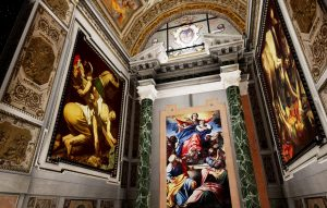 Rainbow CGI Caravaggio Experience VR App   Corso Virtual Reality