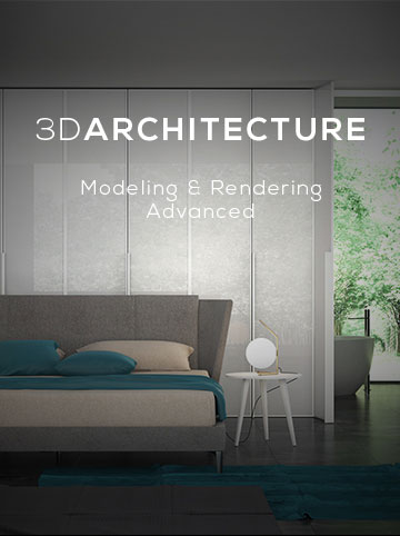 Corso di 3D Architecture Modeling e Rendering Advanced