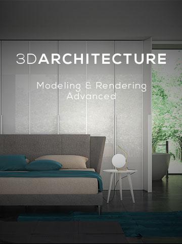 Corso di 3D Architecture Modeling e Rendering Advanced