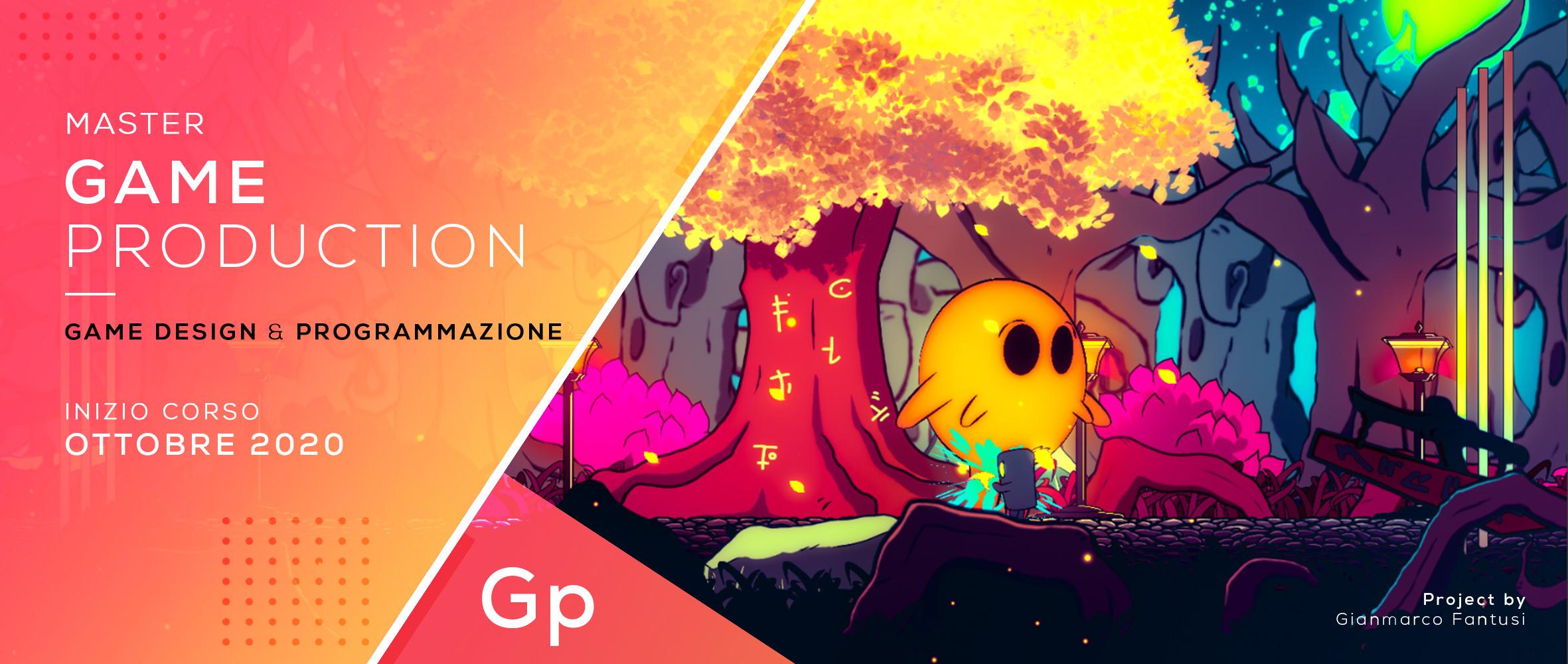 Corso di Game Production | Master in Game Design e Game Development