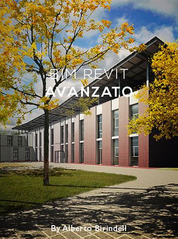 Corso di Progettazione BIM Avazata con Revit Architecture